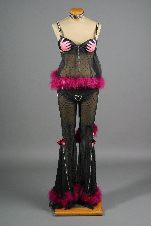 84: Barbra Streisand Owl And The Pussycat Costume