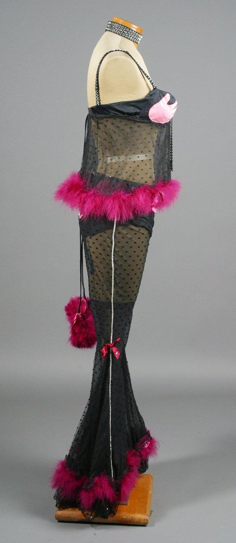 84: Barbra Streisand Owl And The Pussycat Costume - 2