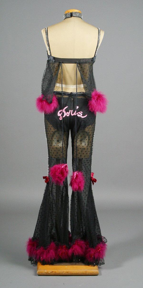 84: Barbra Streisand Owl And The Pussycat Costume - 3