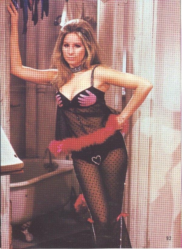 84: Barbra Streisand Owl And The Pussycat Costume - 5