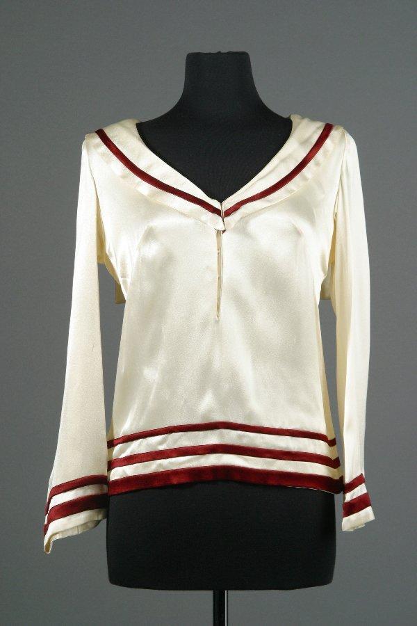 154: Barbra Streisand Judy Garland Show Sailor Top