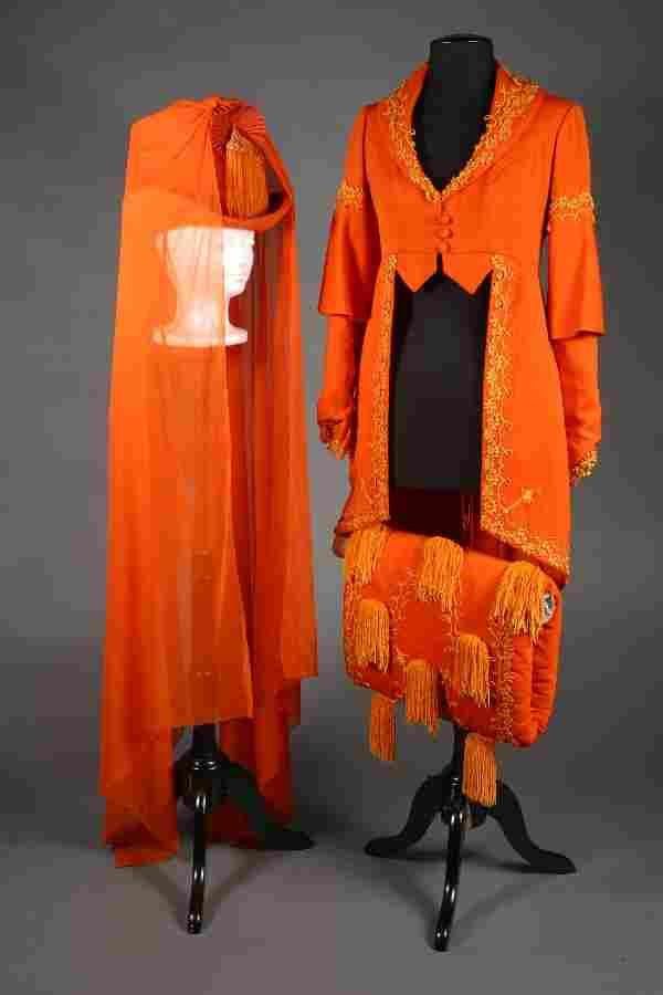 194: Barbra Streisand On A Clear Day Coat Set