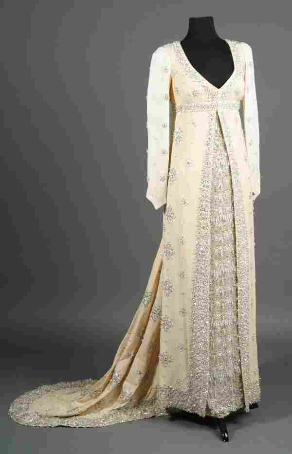 196: Barbra Streisand On A Clear Day Beaton Gown