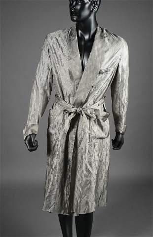 PLAYBOY: Hugh Hefner Signed Robe
