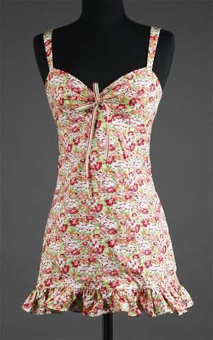 PLAYBOY Christina Santiago Worn Mini-Dress