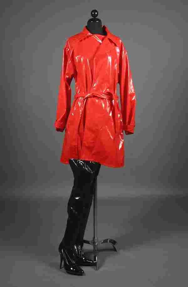 PLAYBOY Serria Tawan Worn Jacket & Boots