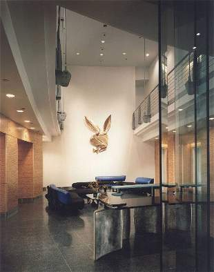 Receive A Tour Of Playboy's Headquarters