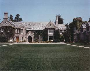 Receive A Tour Of The Playboy Mansion