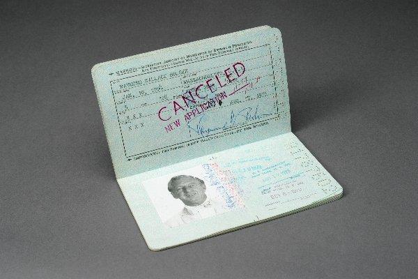 17: Ray Bolger Passport