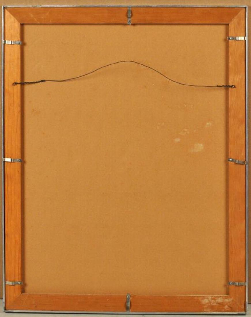 """Irene Rice Pereira, """"Mercurius"""" Gouache on Paper - 4"""