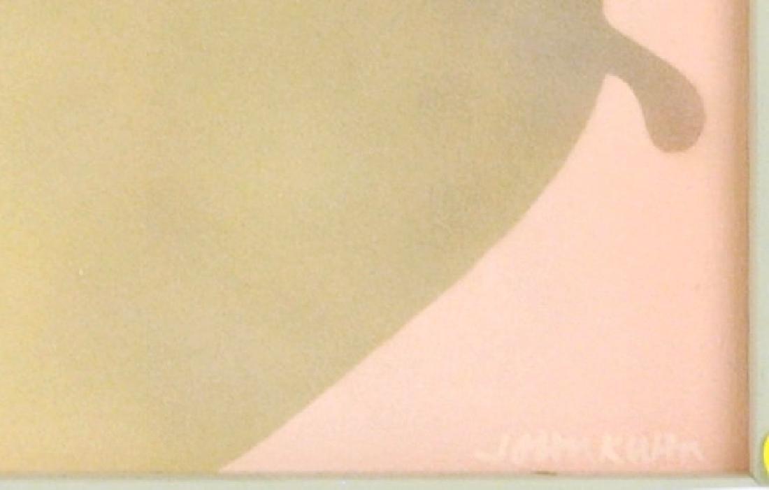 """John Kuhn, """"Green Pears"""" A/C - 2"""