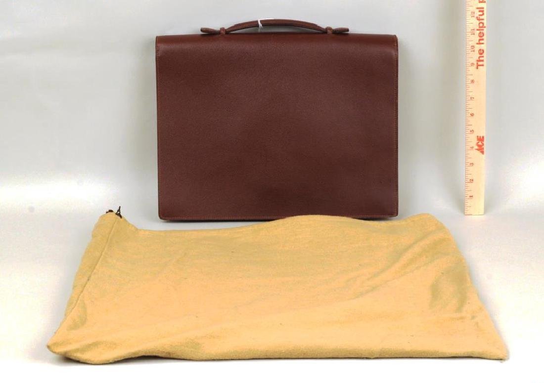 Cellerini Italian Briefcase Made In Florence - 2