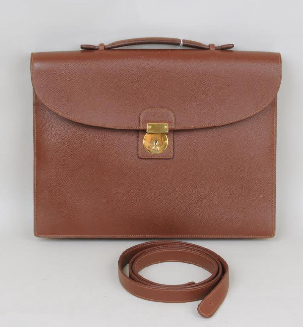 Cellerini Italian Briefcase Made In Florence - 3