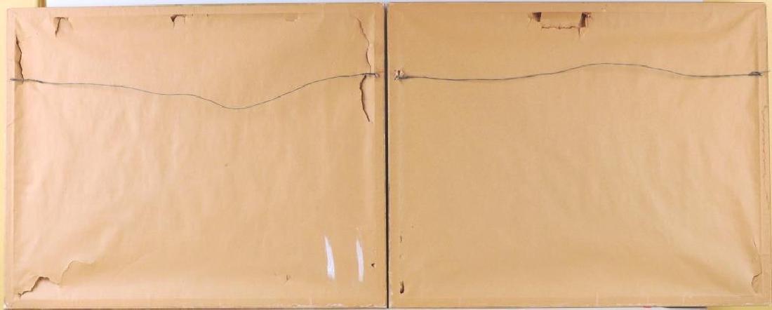 Two Modern Framed Lithographs - 6