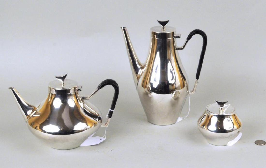 Modern Reed & Barton Partial Tea & Coffee Service