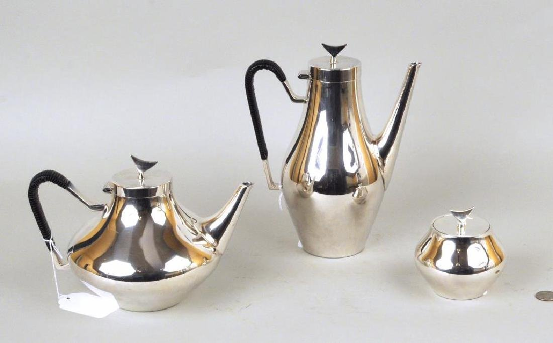 Modern Reed & Barton Partial Tea & Coffee Service - 2