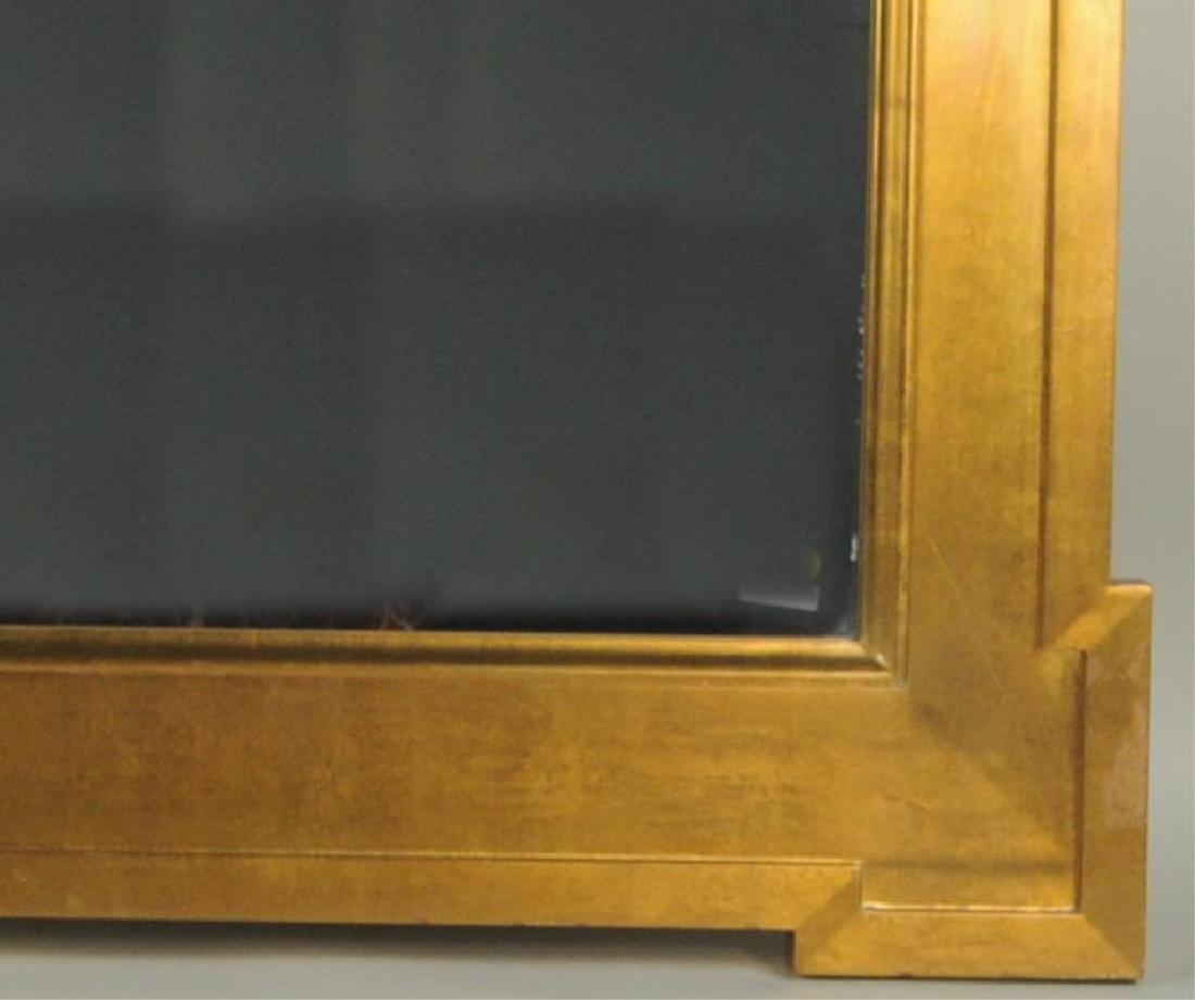 Large Pair Donghia Georgian Style Gilt Mirrors - 5