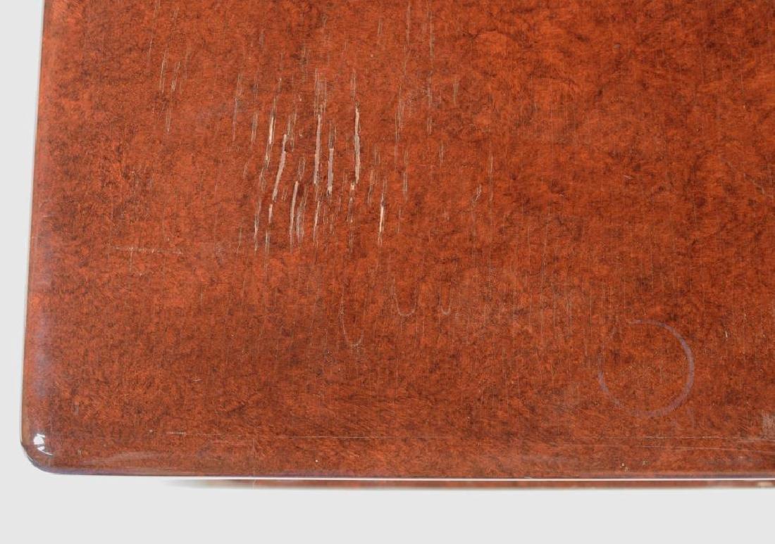 Modern Hardwood Asian Style Coffee Table - 4