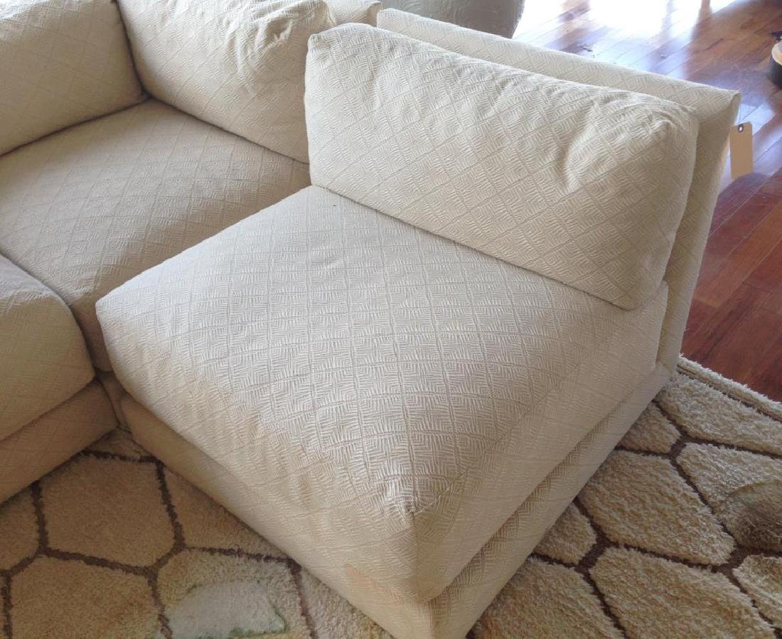 Donghia Six Piece Sectional Modernist Sofa - 2