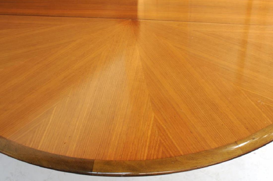 Melchiorre Bega, Extension Mahogany Dining Table - 3