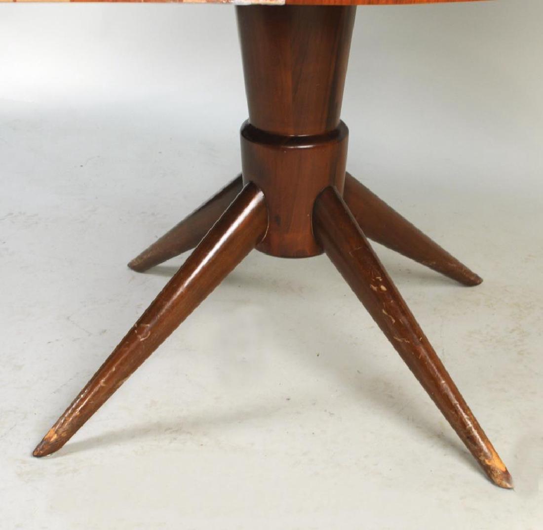 Melchiorre Bega, Extension Mahogany Dining Table - 4