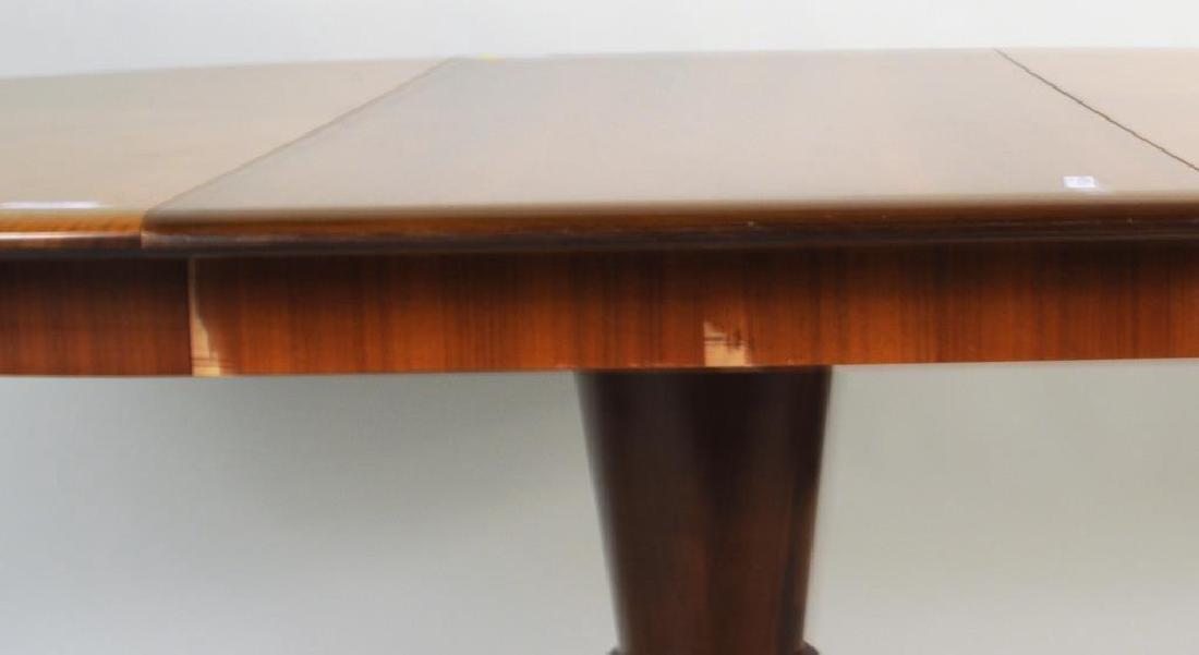 Melchiorre Bega, Extension Mahogany Dining Table - 5