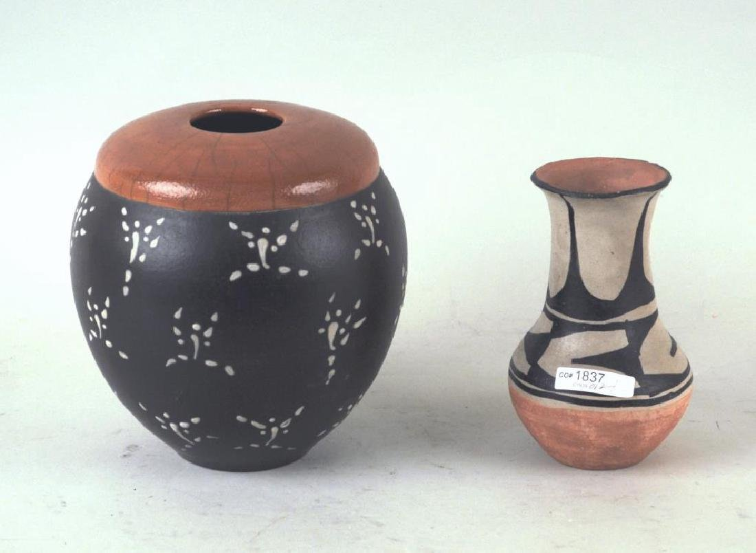 Two Contemporary Pottery Articles