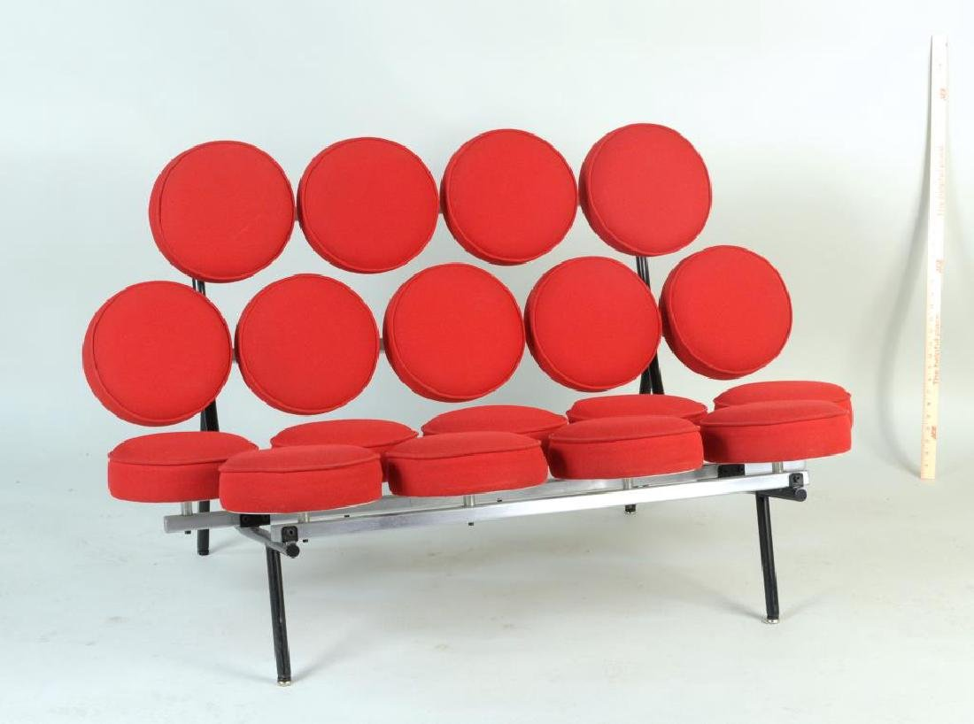 Vintage George Nelson Marshmallow Sofa