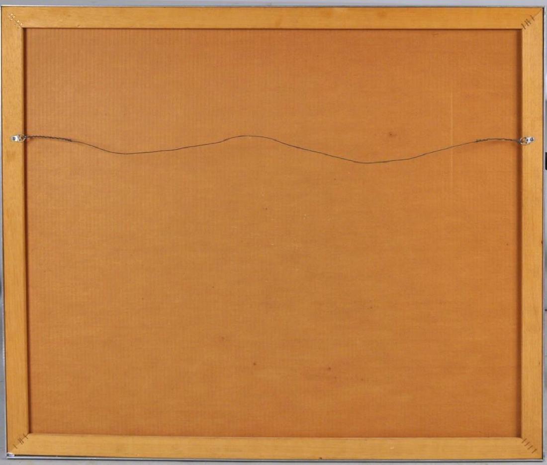 """Philip Pearstein, """"Two Models in Studies"""" Etching - 4"""