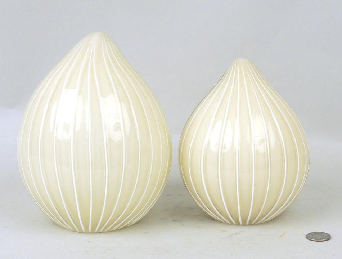 Two Murano Seguso Glass Bird Sculptures - 2