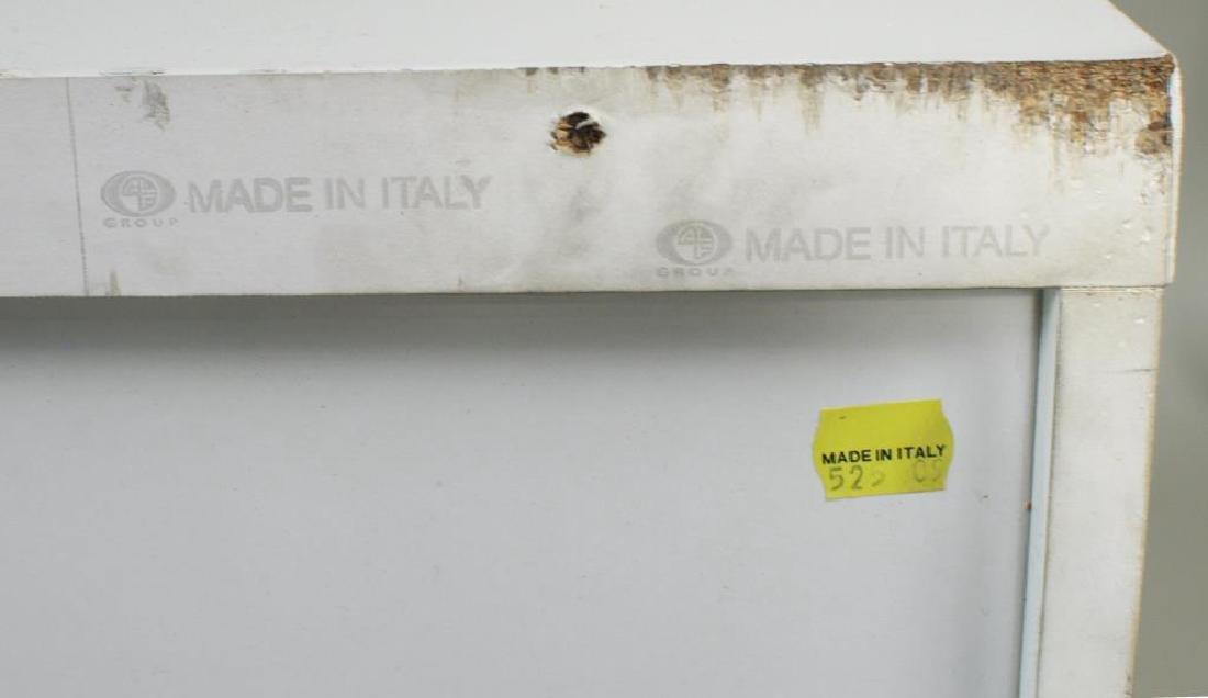 Mid-Century Modern Italian Low Credenza - 5