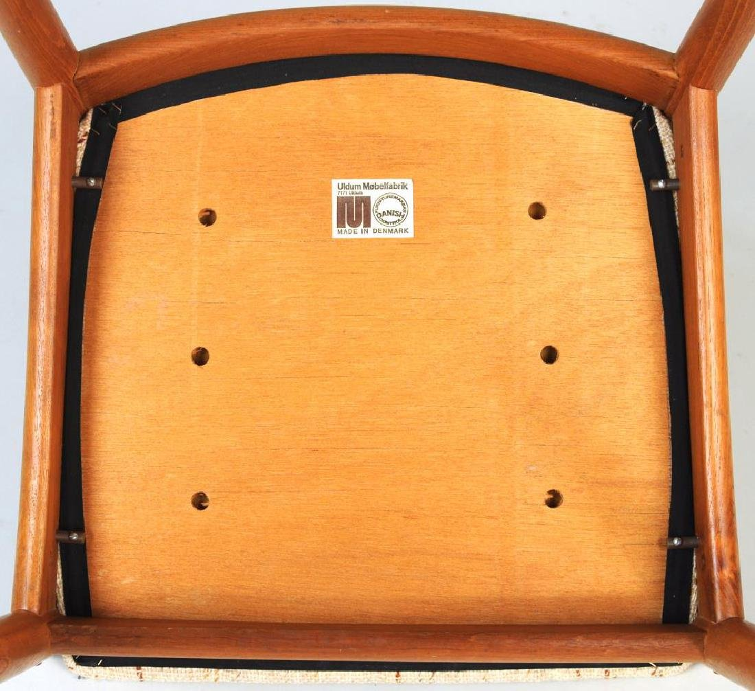 Two Modernist Low Back Side Chairs - 7