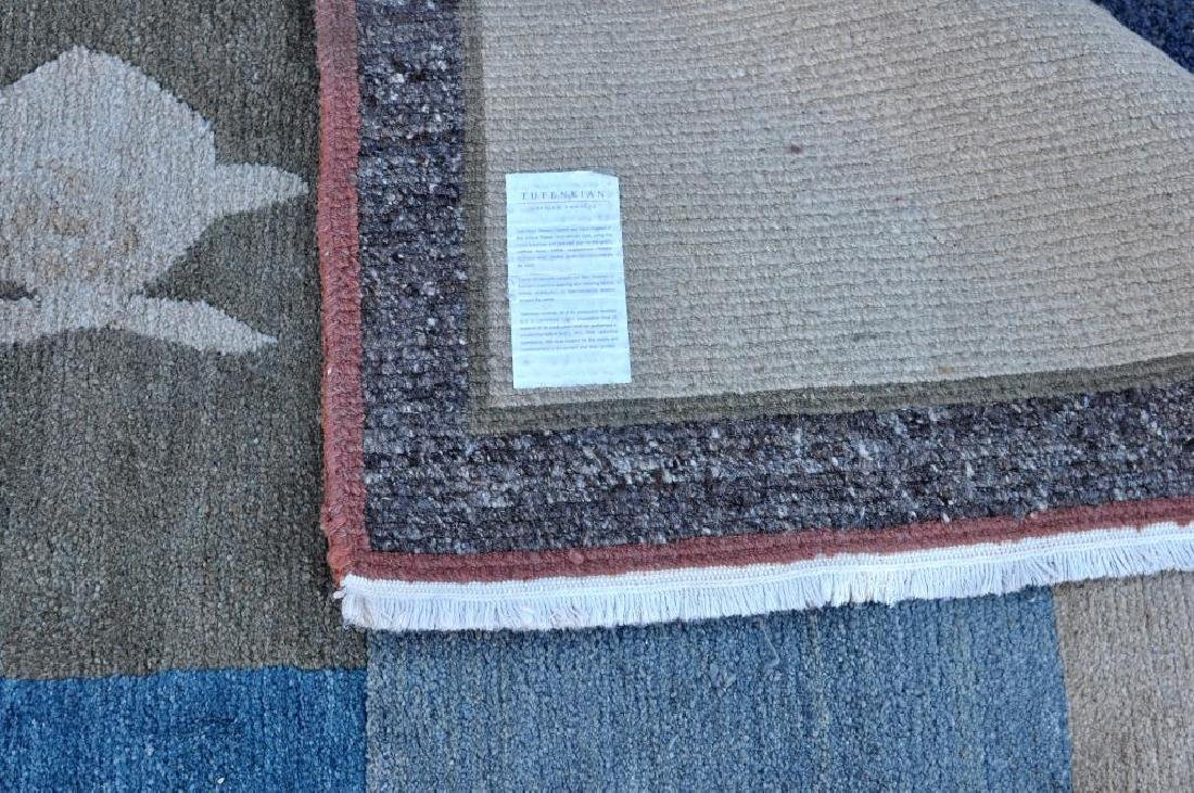 Modern Geometric/Abstract Fish Carpet - 2