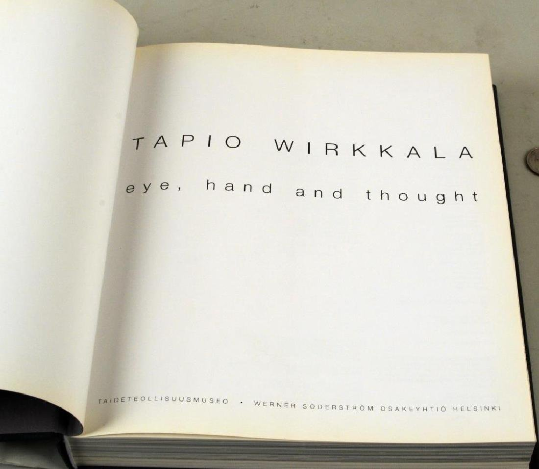 "Book ""Tapio Wirkkala - Eye, Hand & Thought"" - 3"