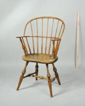 CT Sack Back Windsor Arm Chair