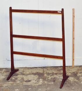 American Primitive Quilt or Drying Rack