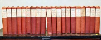 The Writings Of Thomas Jefferson, 20 Vol, 1904