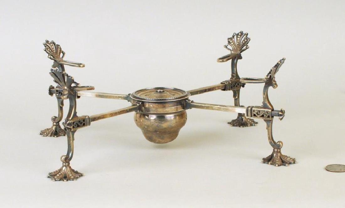 Sterling Bowl Cross, Robert Makepiece, London 1774