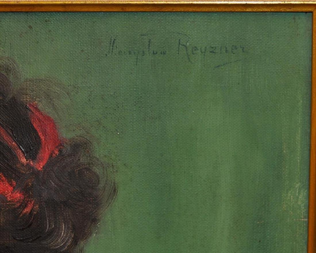 "Miecislaw Reyzner, ""Portrait of Young Woman"" - 3"