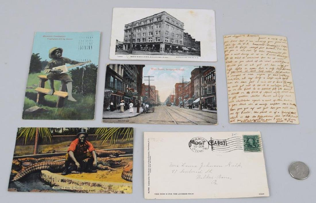 Group Vintage Post Cards/First Day Covers - 2