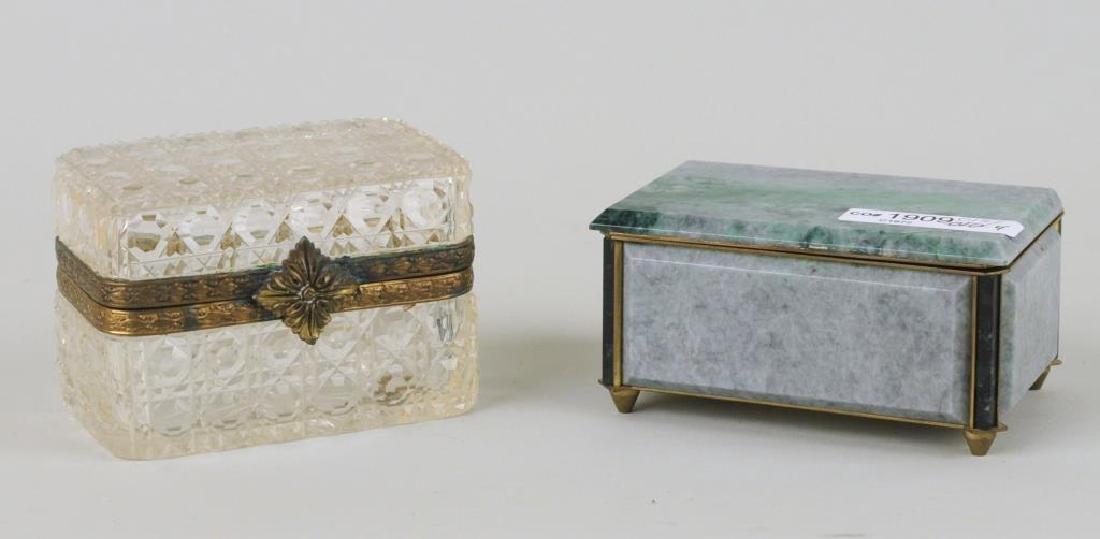 Group Four Decorative Boxes - 7
