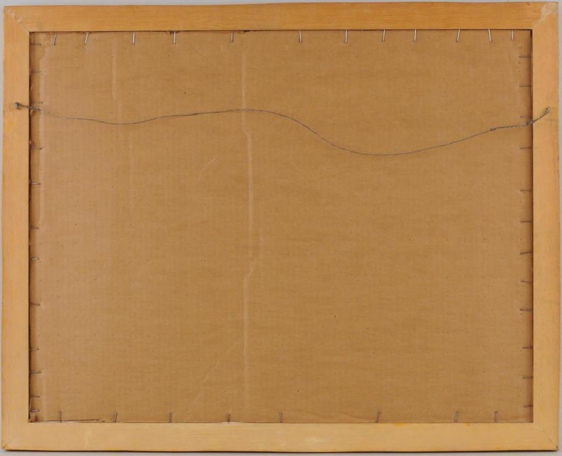 "Frank Knox Morton Rehn ""Seascape"" Watercolor - 2"