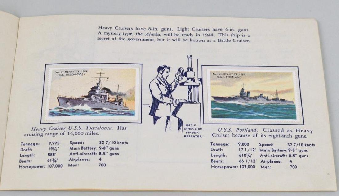 Two World War II Patriotic Stamp Albums - 4