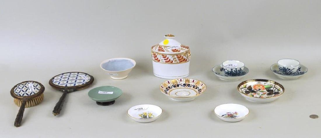 Group Miscellaneous Porcelain Items