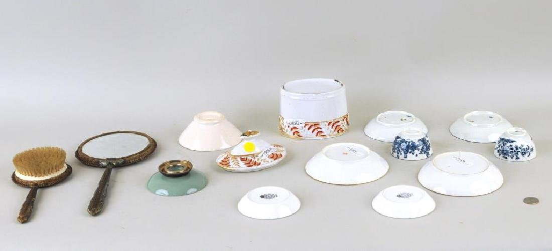 Group Miscellaneous Porcelain Items - 2