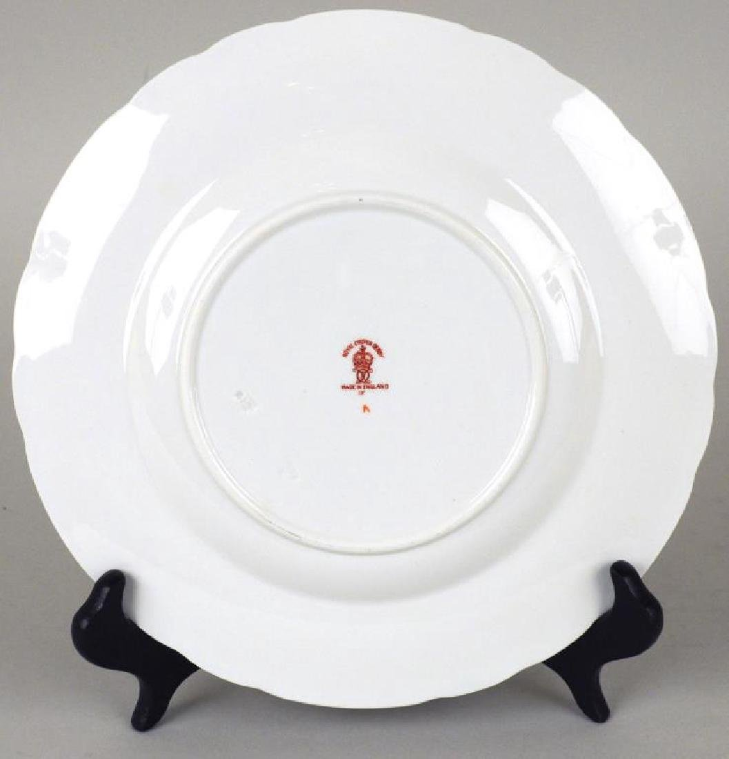 Royal Crown Derby Porcelain - 4