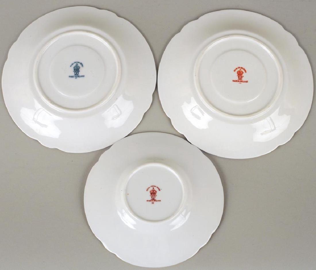 Royal Crown Derby Porcelain - 5