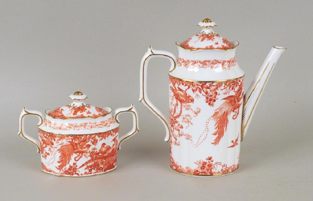 Royal Crown Derby Porcelain - 7