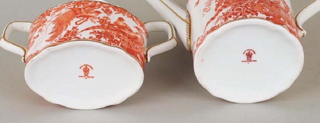 Royal Crown Derby Porcelain - 8