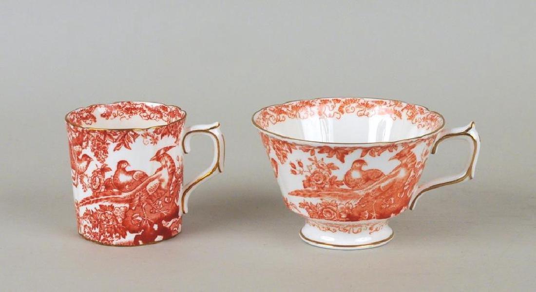 Royal Crown Derby Porcelain - 9